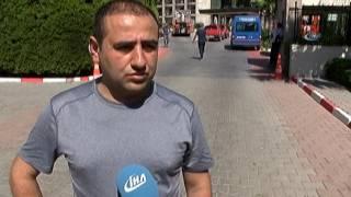 Antalya'da Lüks Otelde Yangın...