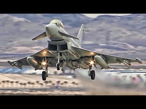 Eurofighter Typhoon & Other NATO Fighter Jets