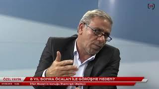 Gambar cover Öcalan ile görüşme neden? Konuk: İlhami Işık  (Balıkçı)