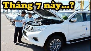 Tháng 7, ô tô sẽ xuống giá mạnh: Chờ thêm 1 tháng mua xe thuế 0% ??