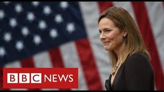 Trump nominates religious conservative Amy Coney Barrett to Supreme Court - BBC News