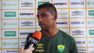 Copa do Brasil: Cuiabá se prepara para enfrentar o Goiás no Serra Dourada
