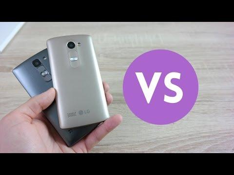 LG Spirit vs. LG Leon (Porównanie budżetowych smartfonów)