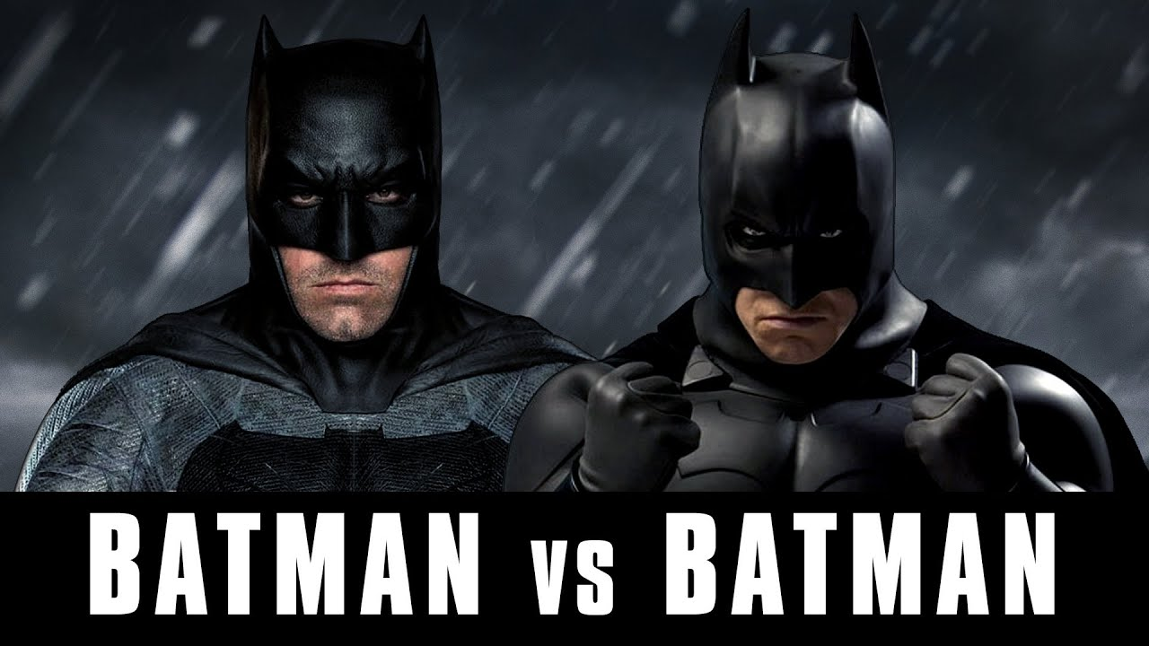 batman vs batman christian bale vs ben affleck teaser hd