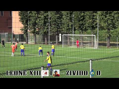 Highlights Leone XIII - Zivido - Giornata 3 (No Musica)