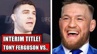 Al Iaquinta reveals UFC's plan for 155 interim title, coach says Ngannou hit Cain with illegal shot