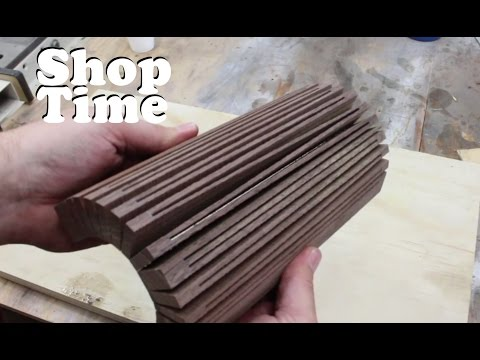 Sliced Wood Bending Technique!