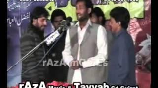 zakir Habib Raza jhandvi( jees ke dil main mohabat ho)14march2013sohawah dilowana