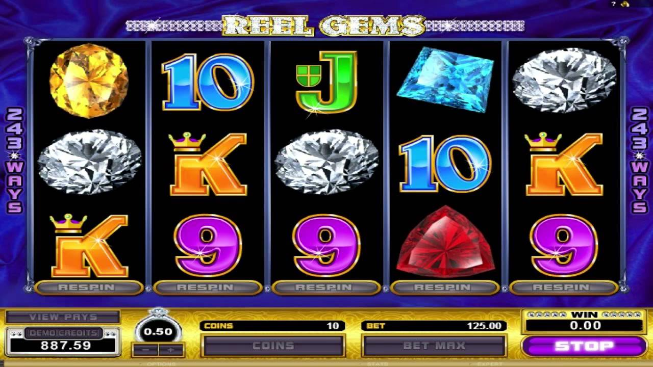 Spiele Reel Gems - Video Slots Online