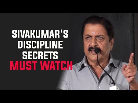 SIVAKUMAR reveals how he mastered to speak MAHABHARATHAM at a 2 hour stretch
