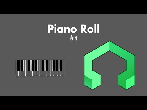 LMMS Tutorial 1: Piano Roll, Beat/Bass Line Editor