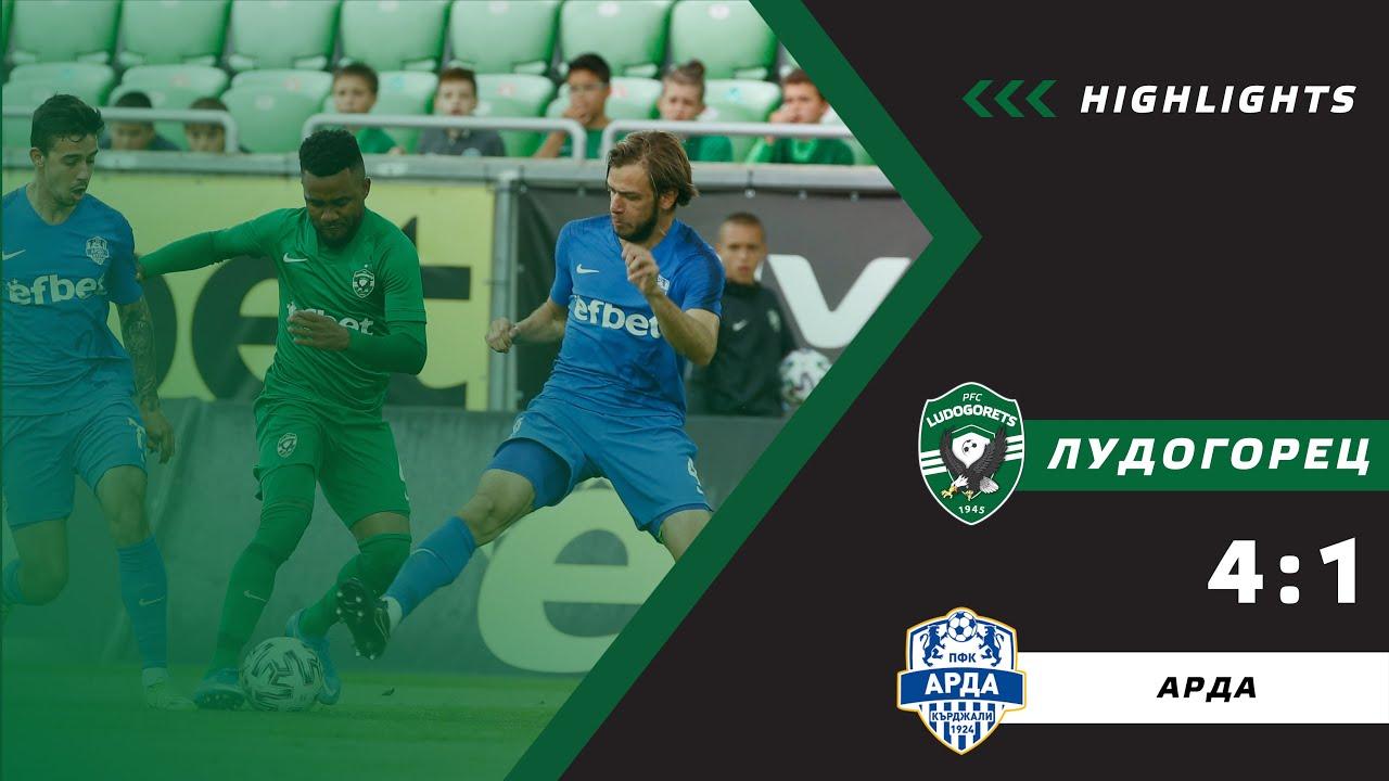 Download Лудогорец - Арда (Кърджали) 4:1 | efbet Лига - XXX кръг