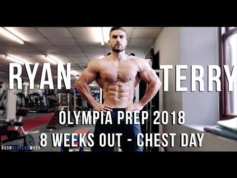 RYAN TERRY 2018 OLYMPIA PREP SERIES EPISODE 1