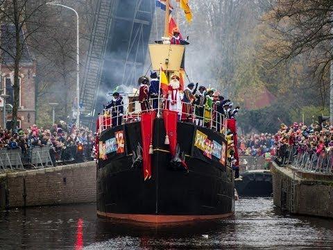 Landelijke Intocht Sinterklaas 2013 - Groningen HD