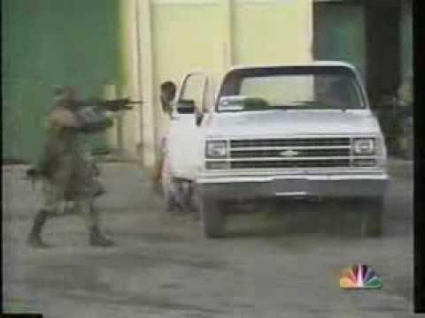 Operation Restore Hope US Marines vs Media