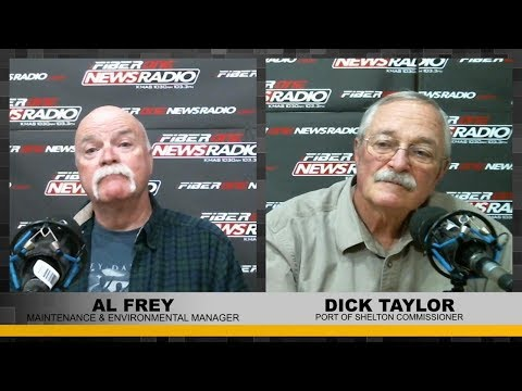 Port Of Call with Al Frey & Dick Taylor - 09/06/17