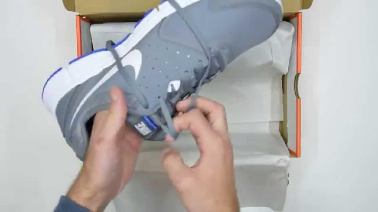 Nike Revolution EU - Grey / White - Walktall | Unboxing | Hands on