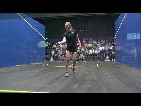 Match 15 FINAL Camille Serme FRA Vs  Millie Tomlinson ENG