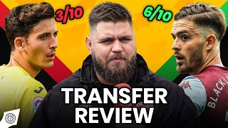 A Heavy Price On Grealish? | Transfer Review w/ Stephen Howson
