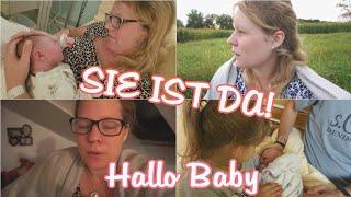 BABY KOMMT! | Schwestern lernen sich kennen | Spontane Geburt