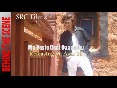 Behind The Scene - Bhanchhu Aajha || Paul Shah & MYGG Team At Upper Mustang || Ma Yesto Geet Gaauchu