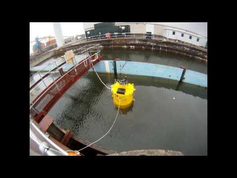 IDMEC/IST OWC Spar Buoy overview