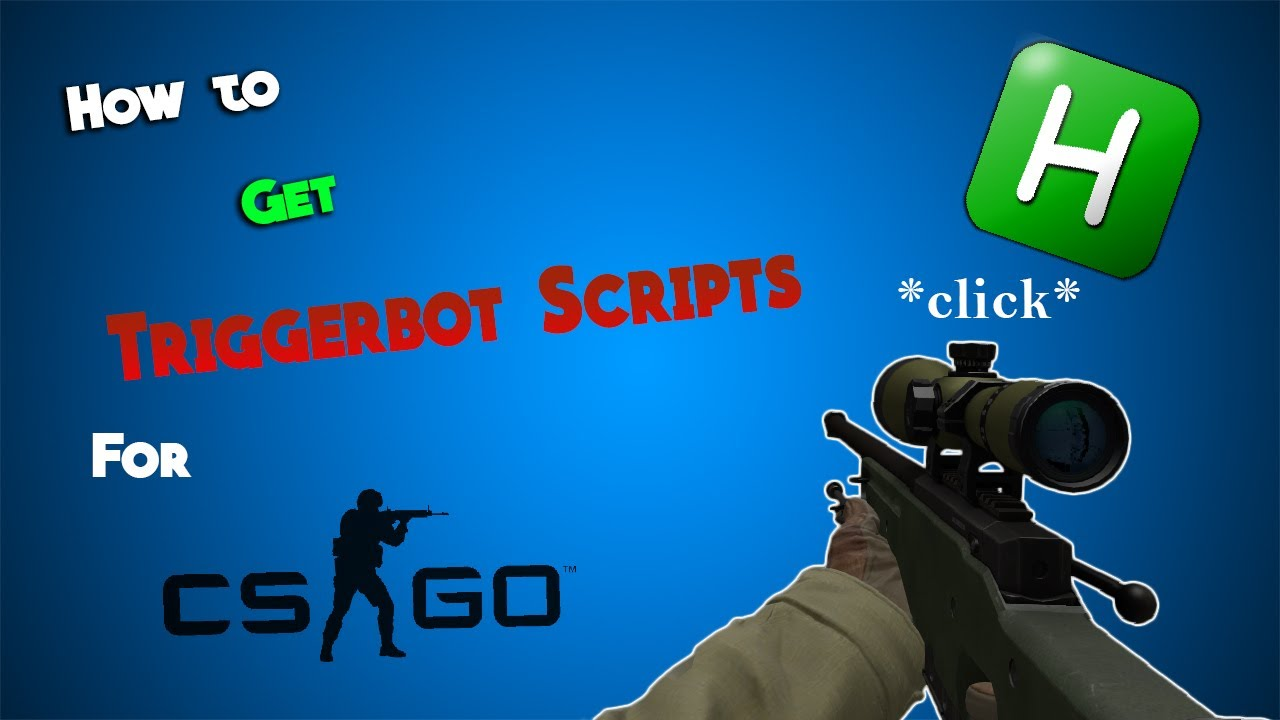 How to Get Triggerbot Scripts for CS:GO FREE! (AHK) (NO VAC BAN) (2017)