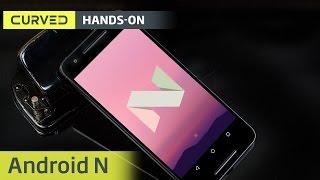 Android 7.0 Nougat: So Schaut Es Auf Eurem Smartphone Aus | Deutsch