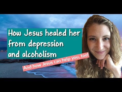 How the Love of Jesus Healed Her Depression and Alcoholism: Testimony of Tesia Miller