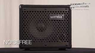 Warwick Amplification - The BC10 combo - with Andy Irvine