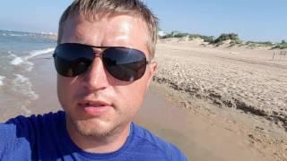 Море Витязево 16.07.2016 в поисках тины