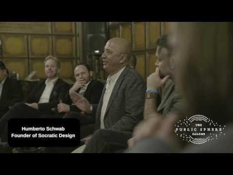 Socratic Design In a Public Sphere Salon at #MWC17