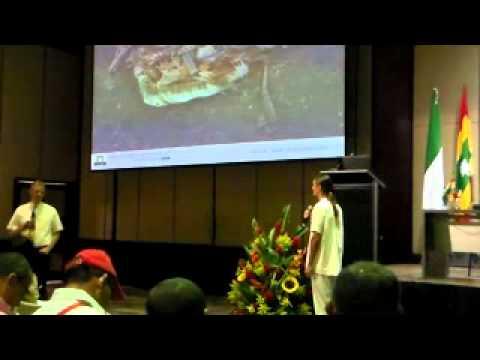 Arjen Wals. Cartagena 2013 Capitulo 1