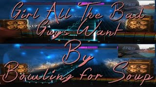 Girl All The Bad Guys Want by: Bowling For Soup Rocksmith 2014 (Guitar Cover)