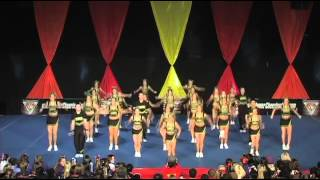 University of Regina Cheerleading - PCA UONCC 2008 - Run 2 - Small Coed - National Champions