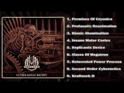 Deadborn - Mayhem Maniac Machine (FULL ALBUM/HD) [Apostasy Records] Mp3