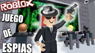 I AM A SPY!! I AM CROSS, LILI CROSS!! 🕵 ROBLOX English - Become A Spy Obby