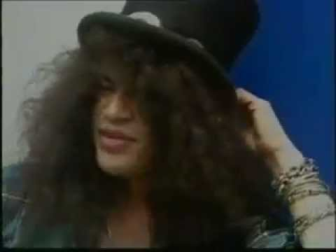 Slash's Snakepit 1995 Slash interview