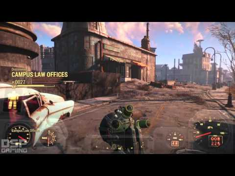 Fallout 4 playthrough pt202 - Sneaking into the Institute, Minutemen-Style!