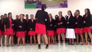 Paduan suara poltekes Kupang