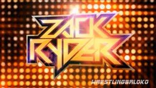 WWE Zack Ryder 1st Custom Titantron Entrance Video