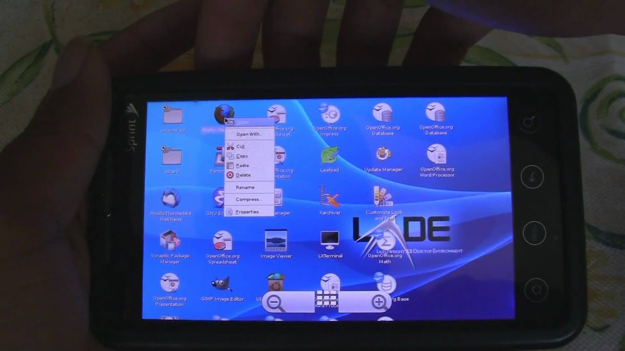 Phone Android Phone Linux run linux on your android phone the easy way youtube way