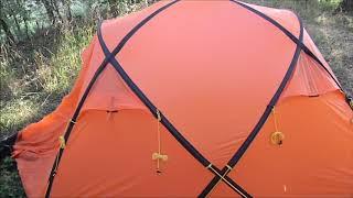 Обзор палатки Terra incognita toprock 4