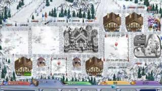 Ski Resort Mogul Level 32 & 33