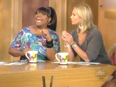 """""""The View"""" Fights over Abortion"""