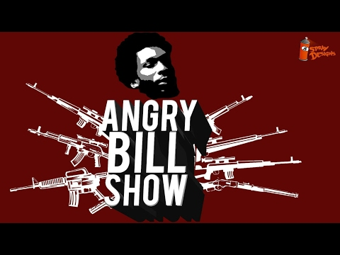 #AngryBillShow Episode 12: BullPen Contract, K-Shine vs. Hitman Holla, R. Kelly With BarsNRealShit