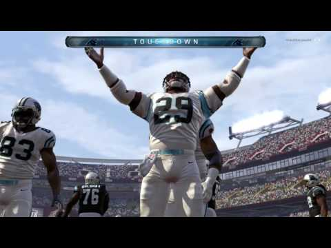 Julius Peppers Cant Be Stopped - Madden 16 Ultimate Team