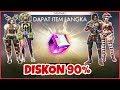 1x PUTAR DAPAT MAGIC CUBE ¦¦ DISKON 90% BORONG DIAMOND VOUCHER