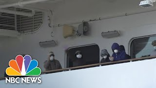 U.S. To Evacuate Americans Trapped On Quarantined Cruise Ship Off Japan   NBC Nightly News