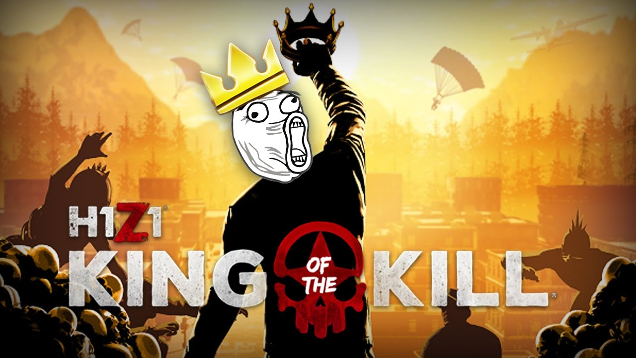 Games like h1z1 king of the kill